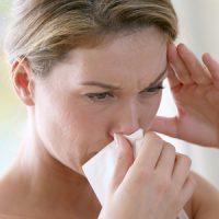 hysan® Was tun bei einer Nasennebenhöhlenentzündung?