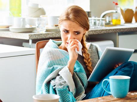 Trockene Nase im Winter - dank Heizungsluft und Kälte • hysan®
