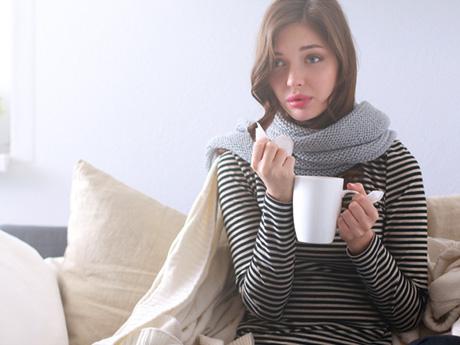 hysan® • Arzt oder Apotheke? Wer hilft bei einer Erkältung?