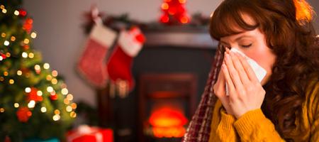Bild: Wenn der Stress an Weihnachten aufs Immunsystem schlägt