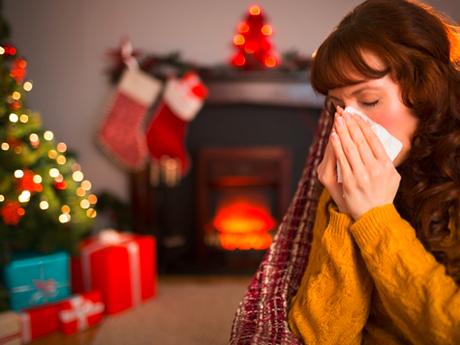 hysan® • Wenn der Stress an Weihnachten aufs Immunsystem schlägt