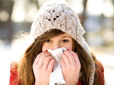 hysan® Warum haben wir immer wieder eine Erkältung?