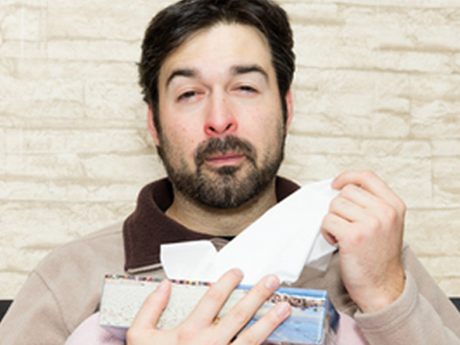 hysan® Nasensalbe richtig anwenden