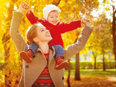 hysan® Gesundes Immunsystem im Herbst